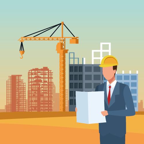 Qiata in der Baubranche