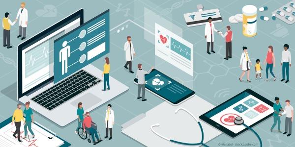 Sicherer Datenaustausch im Healthcare-Bereich